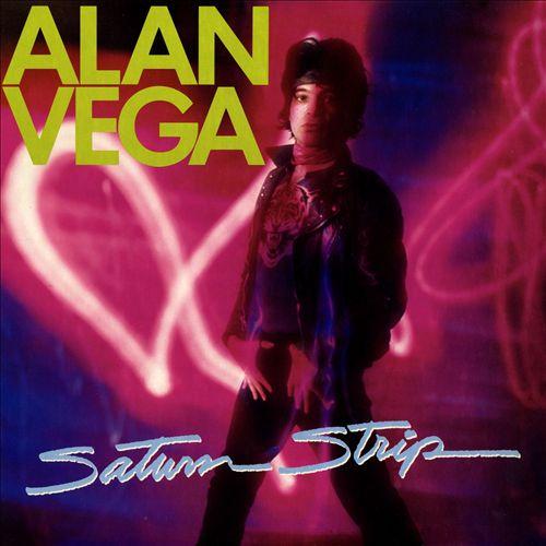 Alan Vega – Wipeout beat (1983)