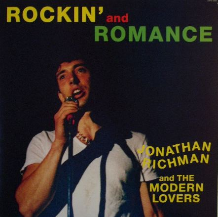 Jonathan Richman & the Modern Lovers – Down in Bermuda (1985)