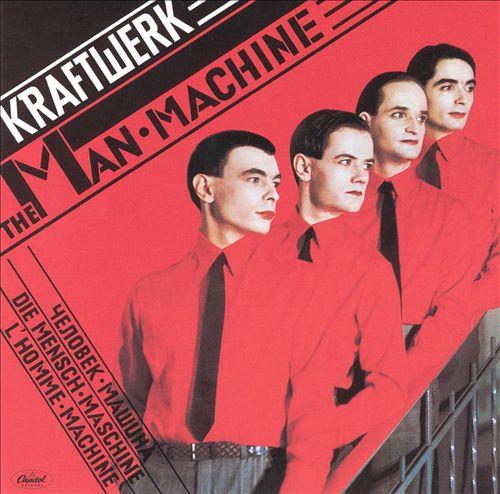 Kraftwerk-ManMachine