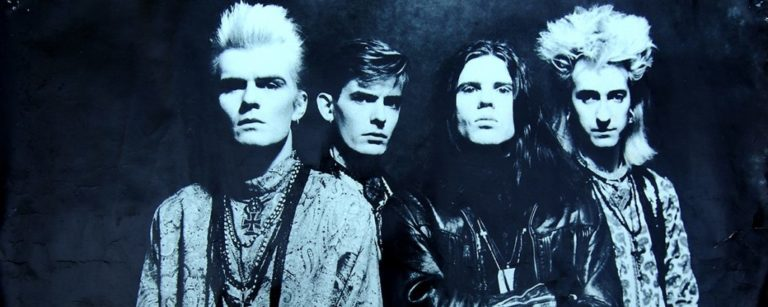The Cult – Dreamtime (1984)