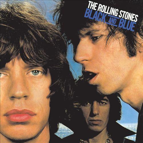 Stones-Black & Blue
