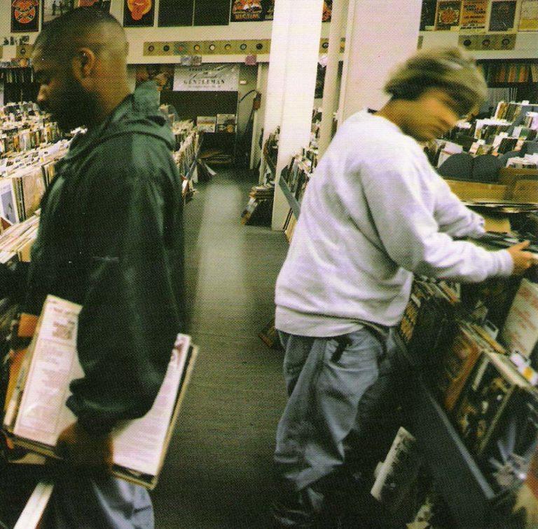 DJ Shadow – Building steam with a grain of salt (1996)