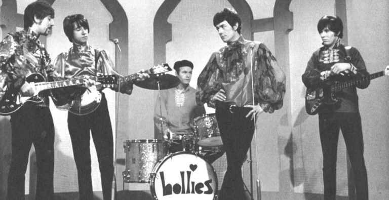 The Hollies – The air that I breathe (1974)