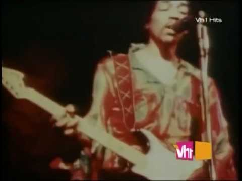 Jimi Hendrix - All along the watchtower (1968)
