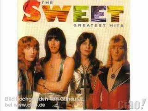 The Sweet – The Ballroom Blitz (1973)