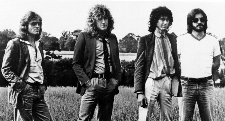 Led Zeppelin – Down by the seaside (1975)